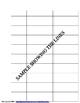 Editable Dual Language Journal Labels