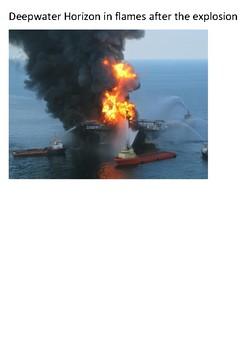 BP Deepwater Horizon Tragedy Oil Spill Word Search