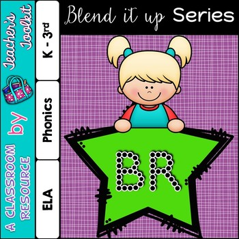 BR Blend {UK Teaching Resource}