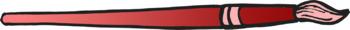 BR Blends Phonics Clip Art - Color and Black Line
