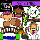 BR Blends {Creative Clips Digital Clipart}