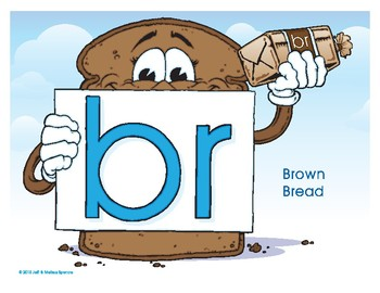 BR (Brown Bread) Blend Buddy Poster
