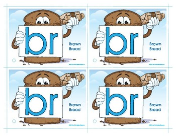 BR (Brown Bread) Blend Buddy Card
