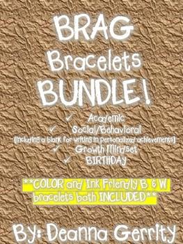 BRAG Bracelets BUNDLE!