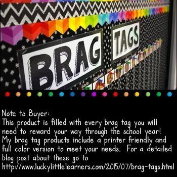 BRAG TAGS BUNDLE #1 (BEST SELLER!)