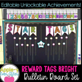 BRAG TAG Bulletin Board Set and UNLOCKABLE ACHIEVEMENTS!!!