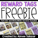 BRAG TAG Freebie {Walking In Line & Transitions}