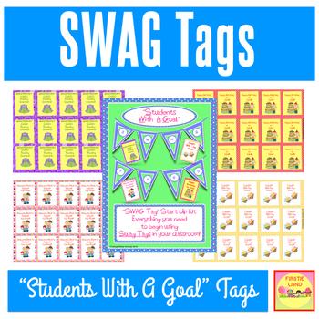 BRAG TAG / SWAG TAG Start Up Kit