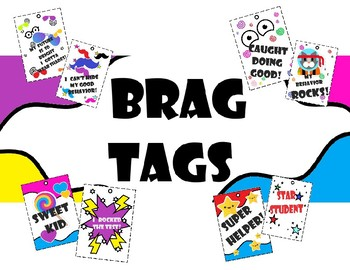 BRAG TAGS - Reward Coupons