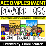BRAG TAGS {Academic Accomplishments and Other Successes}