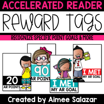 BRAG TAGS {Accelerated Reader}