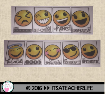 BRAG TAGS | Emoji Face Character Building
