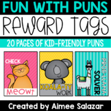 BRAG TAGS {Fun with Puns}