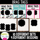 BRAG TAGS - Editable Goals Poster Complete Set