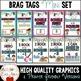 BRAG TAGS - MATH STRATEGIES