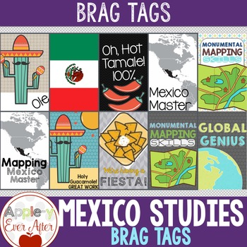 BRAG TAGS - Mexico Studies