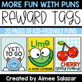 BRAG TAGS {More Fun With Puns}