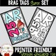 BRAG TAGS Super Set - Accelerated Reader AR Super Set