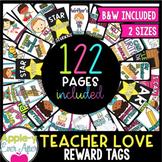 BRAG TAGS Super Set - Teacher Love Pack