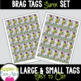 BRAG TAGS - ROCK THE YEAR!