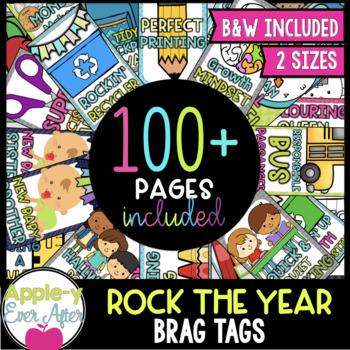 BRAG TAGS - VOLUME 1