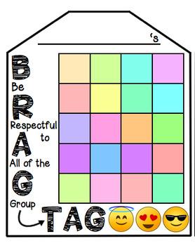 BRAG Tag Chart