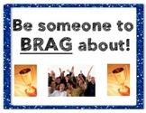 BRAG classroom rules