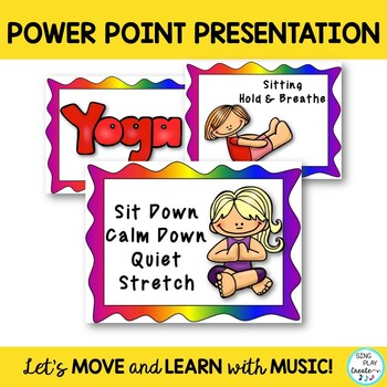 "Movement Activity, Brain Break: ""MOVE YOUR BODY"" Video with music for Music, PE"