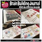 Kindergarten Journal 1