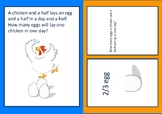 BRAIN TEASERS CARDS - Fun logic riddles  (Set1: Easy)
