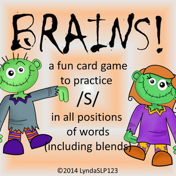 BRAINS!! Articulation Game for /S/