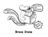 BRAVE IRENE Success Sparks Reading Adventure!