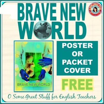 BRAVE NEW WORLD  FREE POSTER OR PACKET COVER