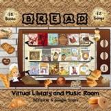 BREAD Virtual Library & Music Room - SEESAW & Google Slides