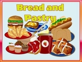 BREAD and PASTRY Flashcards (Restaurant Menu)