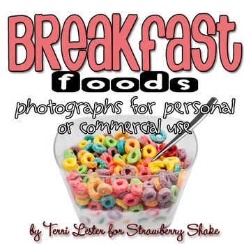 Photos Photographs BREAKFAST Morning FOOD for Personal and Commercial Use