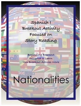 BREAKOUT - Nacionalidades
