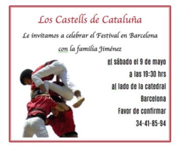 BREAKOUT - Vamos a la fiesta de Barcelona