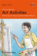 100+ Fun Ideas for Art Activities