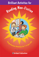 Brilliant Activities for Reading Non-Fiction