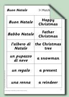 Buon Natale Activities