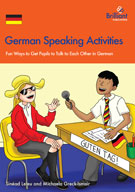German Speaking Activities