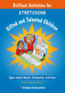 Stretching Gifted and Talented Children