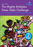 The Mighty Multiples Times Table Challenge (Book & MP3 Bundle)