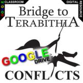 BRIDGE TO TERABITHIA Conflict Graphic Organizer (Created f