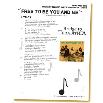 THE BRIDGE TO TERABITHIA Fr... by Created for Learning   Teachers ...