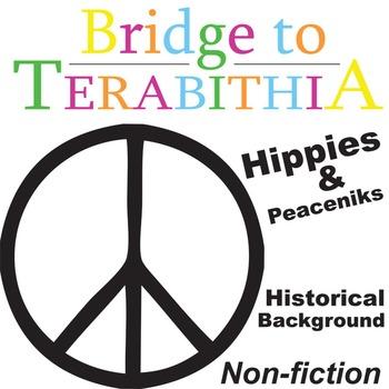 THE BRIDGE TO TERABITHIA Hippies & Peaceniks Nonfiction