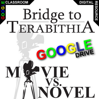 BRIDGE TO TERABITHIA Movie vs Novel Comparison (Created for Digital)