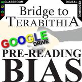 BRIDGE TO TERABITHIA PreReading Bias Activity (Created for