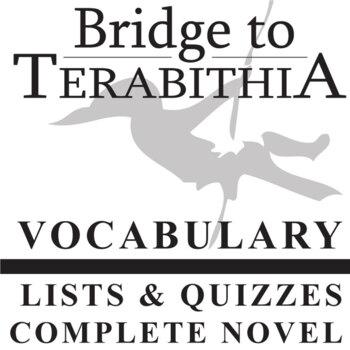 THE BRIDGE TO TERABITHIA Vocabulary Complete Novel (60 words)